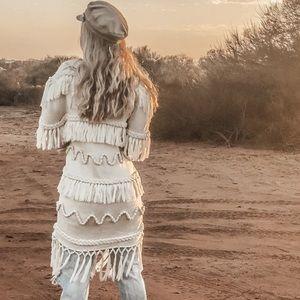 The Sunset Cardi by Mahiya Australia boho cashmere